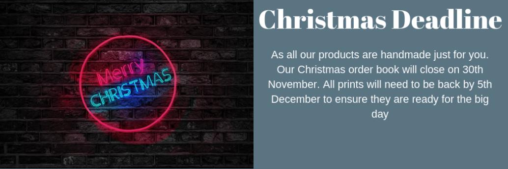 Christmas Deadline