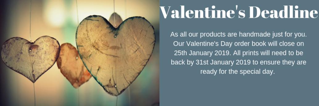 Valentine Deadline