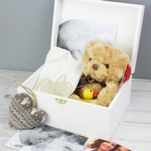 Jewellery & Keepsake Boxes